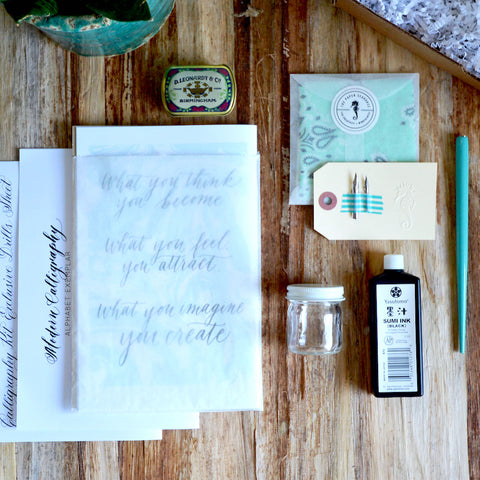 Ultimate Calligraphy Kit