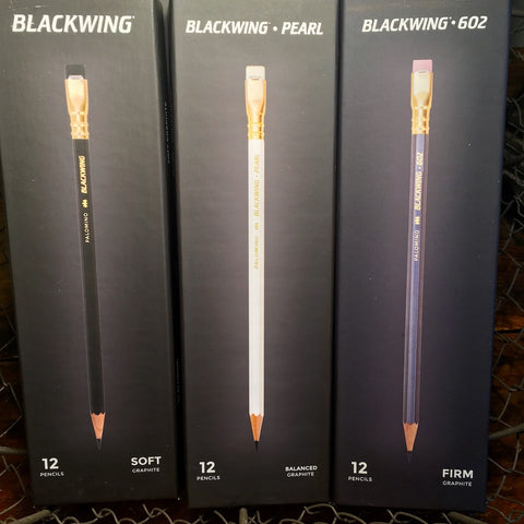 The Blackwing Natural - The First Addition to the Blackwing