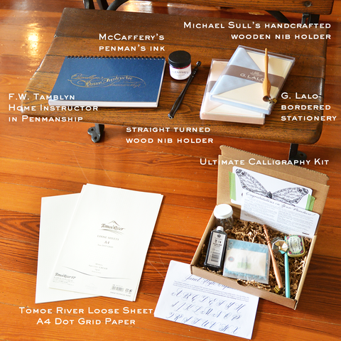 Gifts for the Calligrapher