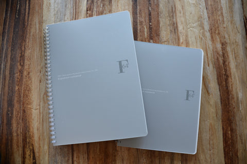 kyokuto dot grid notebooks
