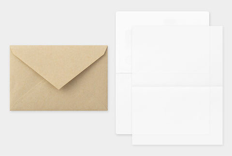 elegant letterpress stationery from travelers company