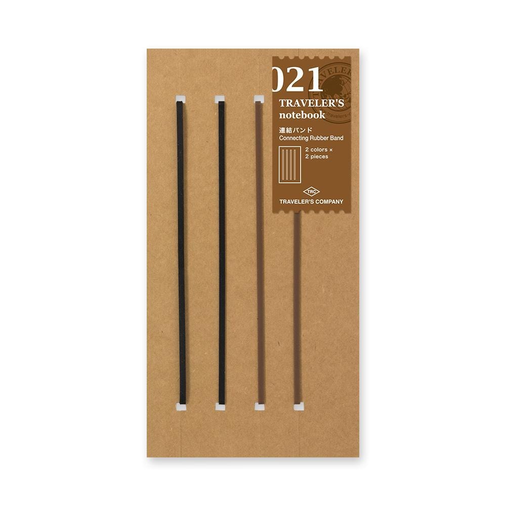 021 Traveler's Notebook Regular - Refill - Binding Bands