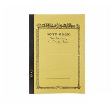 Apica Notebook CD 15 - Semi B5 Mustard-Notebook-Apica-The Paper Seahorse