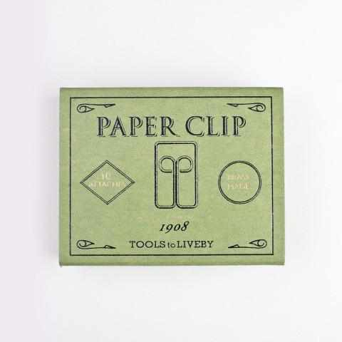 Brass Paper Clip - 1908 Owl-Accessories-Tools to Liveby-The Paper Seahorse