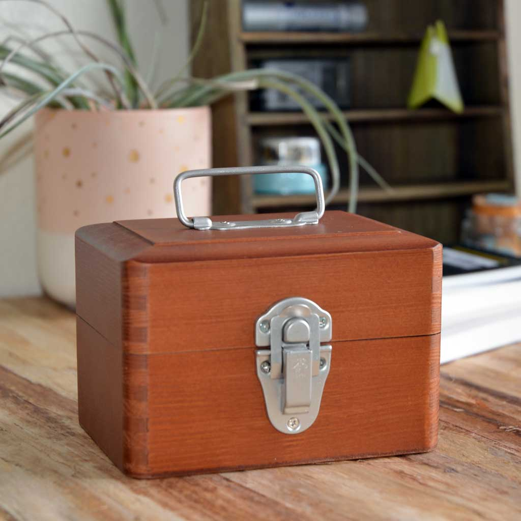 Classiky Wooden Box - XS