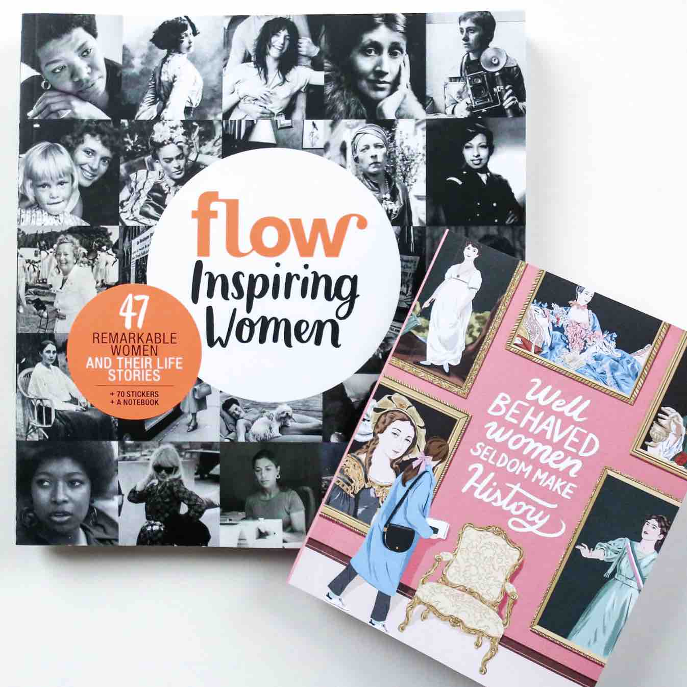 Flow Magazine: Inspiring Women Book