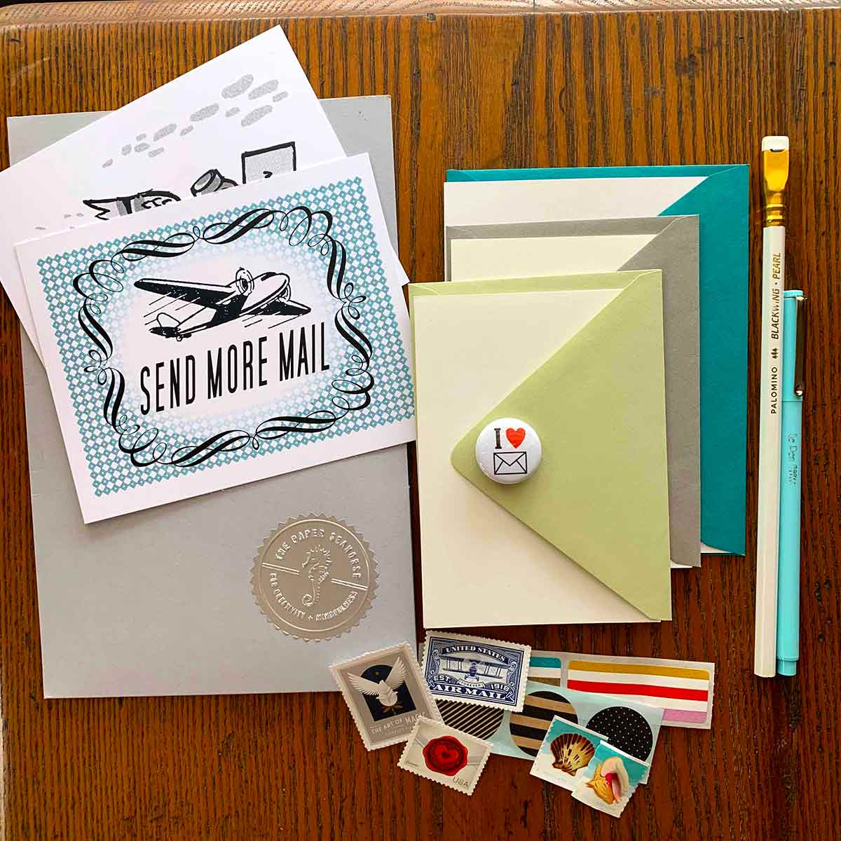 Letter Writing Kit for Kids