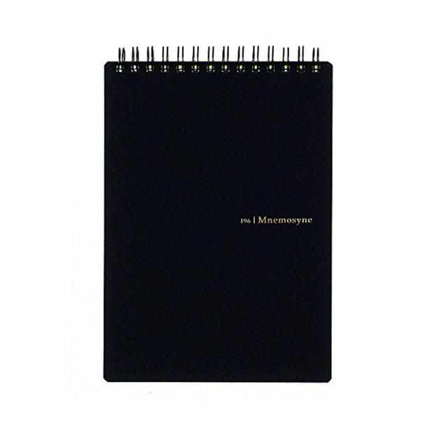 Maruman Mnemosynce 196 Notebook - B6 Ruled-Notebook-Maruman-The Paper Seahorse