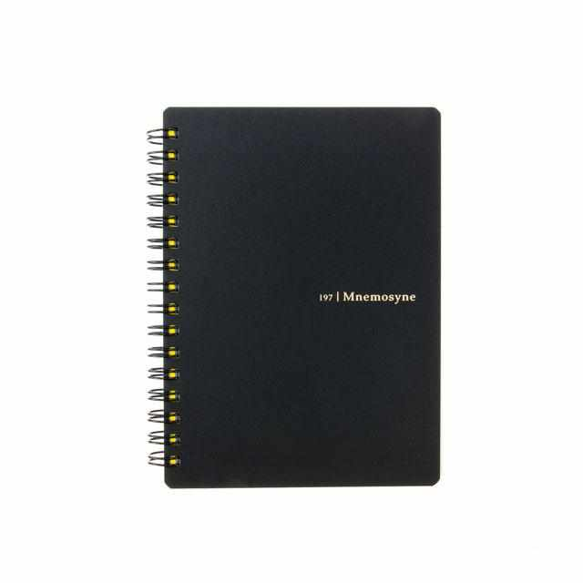 Maruman Mnemosynce Notebook 197 - A6 Daily-Notebook-Maruman-The Paper Seahorse