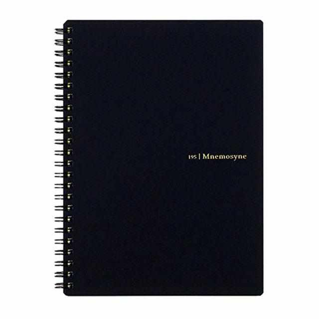 Maruman Mnemosyne 195 Notebook - A5 Ruled-Notebook-Maruman-The Paper Seahorse