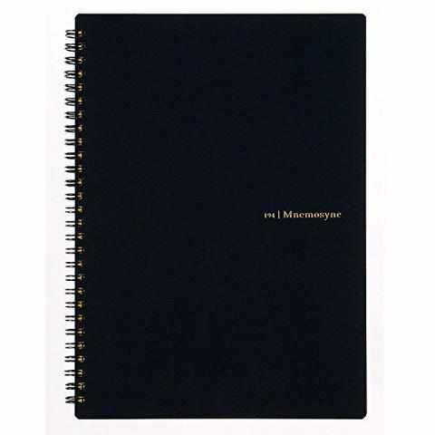 Maruman Mnemosyne Notebook 194 - B5 Ruled-Notebook-Maruman-The Paper Seahorse
