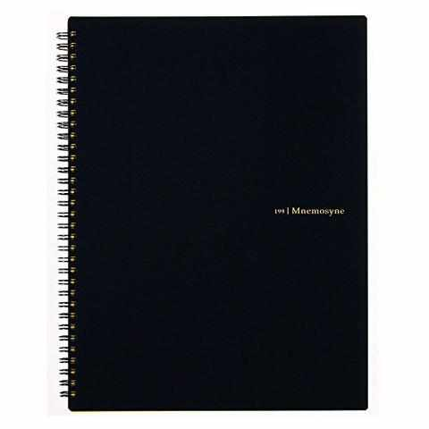 Maruman Mnemosyne Notebook - A4 Ruled-Notebook-Maruman-The Paper Seahorse