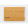 Midori - Medium Kraft Envelope with String Orange