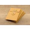 Midori - Small String Orange Kraft Envelope