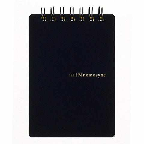 Mnemosyne Memo Pad - A7 Blank-Notepad-Maruman-The Paper Seahorse