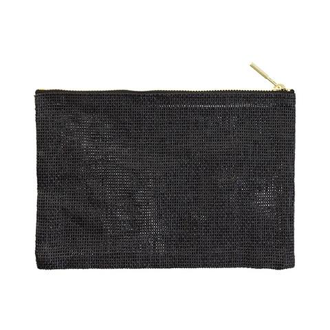 Pulp Storage Pouch - Paper Cord Black