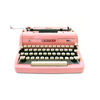 Rare 1950's Pink Royal Quiet Deluxe