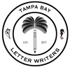 SPECIAL EVENT: Tampa Bay Letter Writer's Social - Members Only