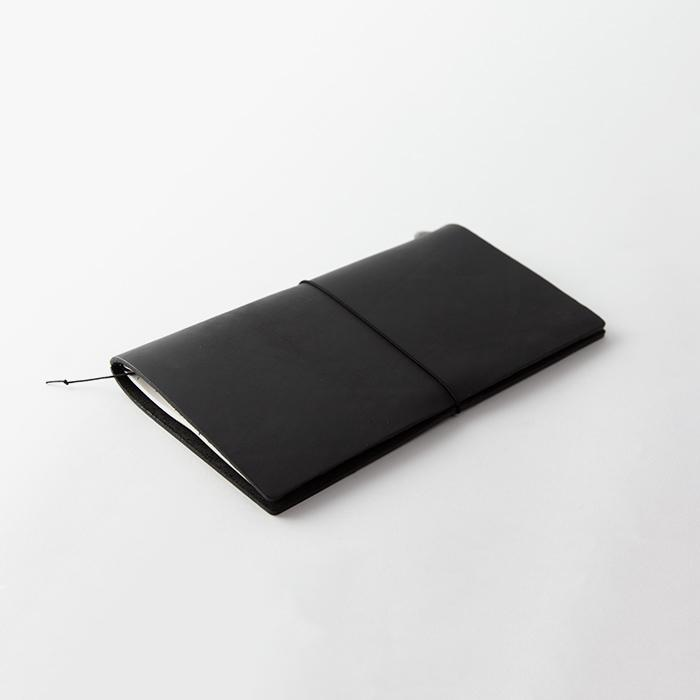 TRAVELER'S COMPANY Notebook - Black