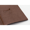 TRAVELER'S COMPANY Notebook - Brown