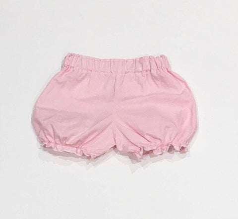 Baby Pink Cotton Bloomers