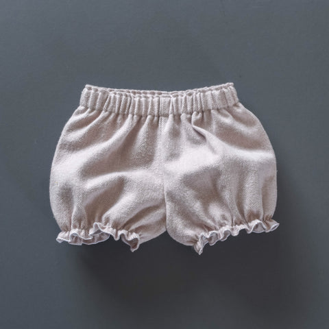 Dusty pink flannel Cotton Bloomers