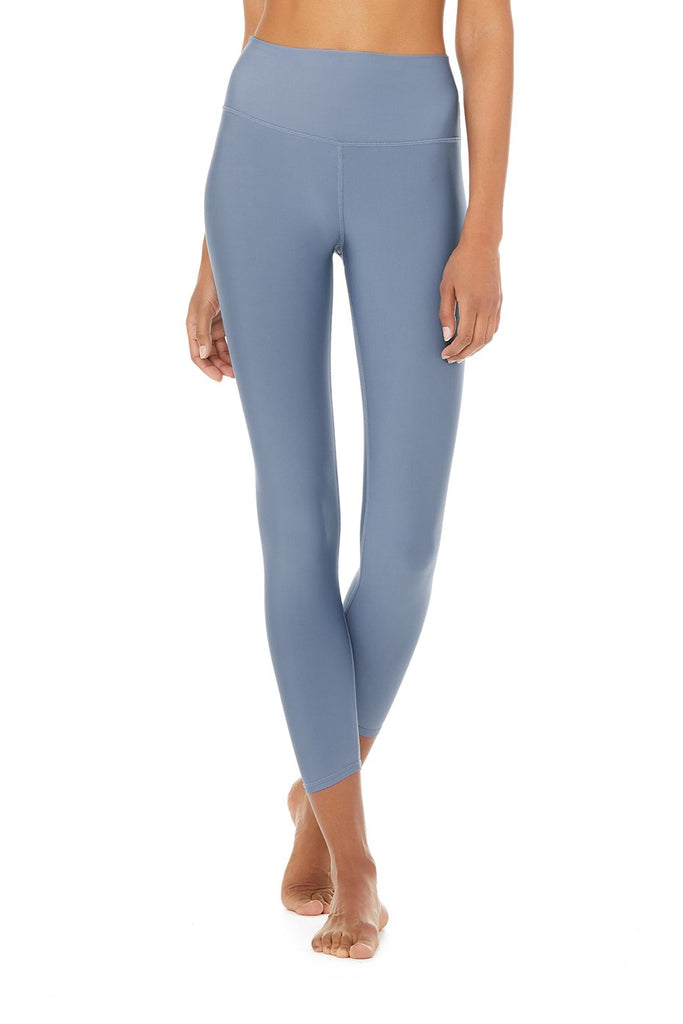 ALO YOGA  7/8 High-Waist Airlift Legging