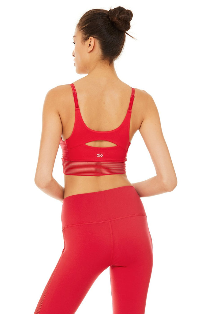 ALO YOGA Line-Up Bra