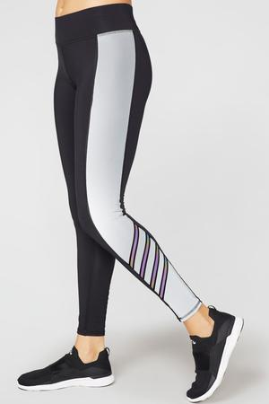 TEREZ Glow Gear Reflective Tall Band Leggings