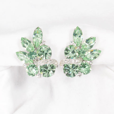 Green Eisenberg Earrings