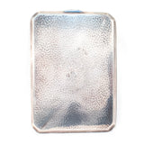 Sterling Silver Case by R. Blackinton Co. - Rhinestone Rosie