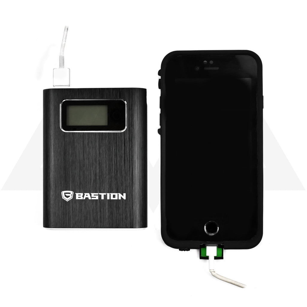 BASTION 12000 mAh POWER BANK