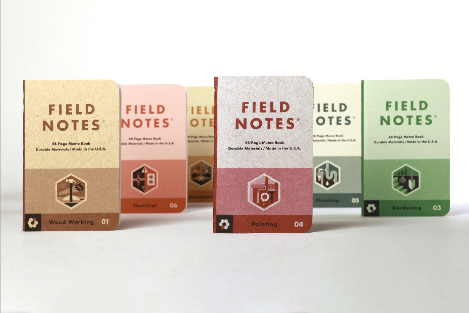 "Field Notes - The ""Workshop Companion"""