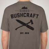 Georgia Bushcraft T-Shirt - Logo