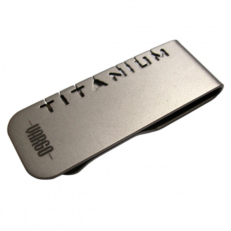 Vargo - Titanium Money Clip