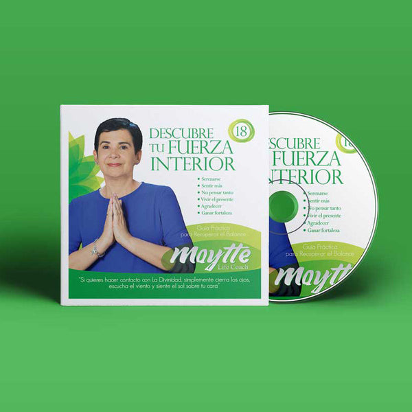 Fuerza interior - Taller en CD