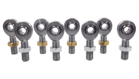 1/2 x 5/8-18 Chromoly 4 Link Kit With Jam Nuts