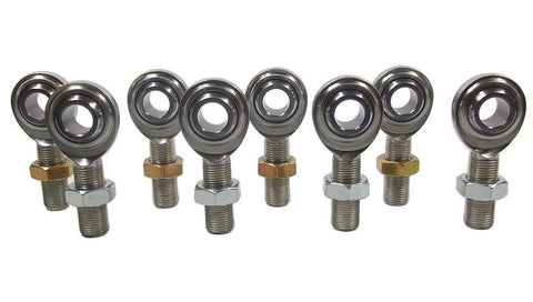 5/8 x 5/8-18 Economy 4 Link Kit With Jam Nuts