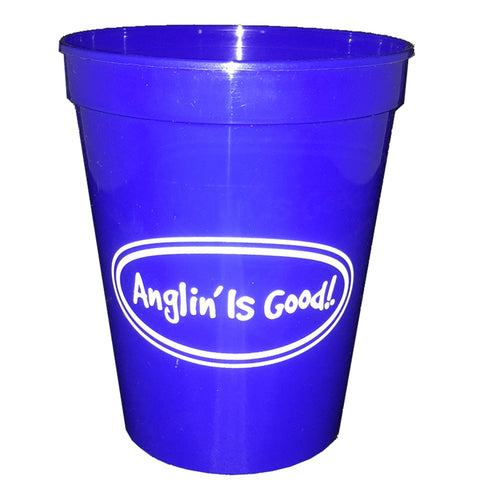 Anglin' is Good! 16 oz. Party Cup