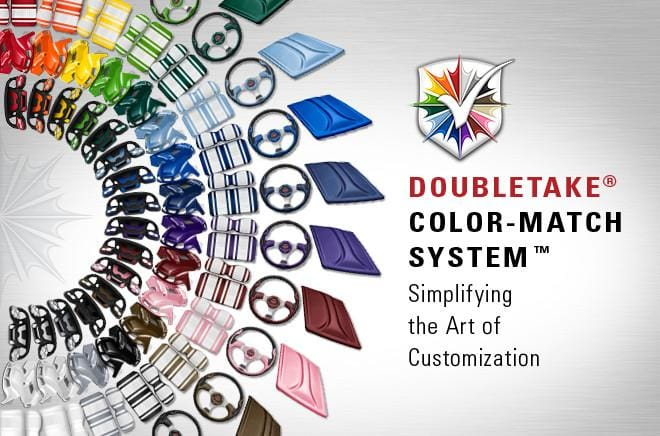Doubletake Color Matching Kits