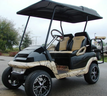 Build a Custom Golf Cart on a Budget