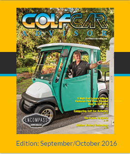 Golf Car Advisor Magazine