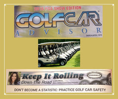 WHEELZ Owner featured in Golf Car Advisor