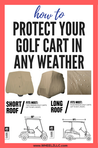 Protect Your Golf Cart in Any Weather