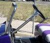 Golf Cart Stainless Steel Column Cover
