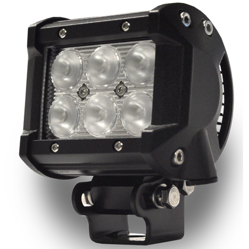 "High Power 4"" LED Offroad Custom Golf Cart Light"