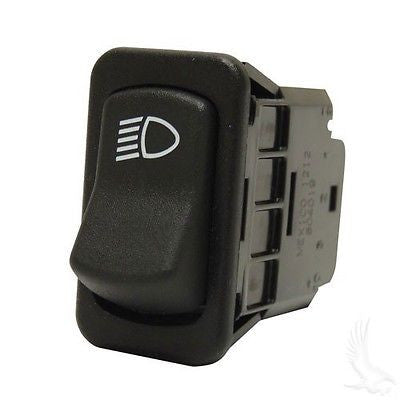 EZGO RXV Gas and Electric Golf Cart Headlight Switch