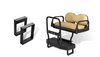 Doubletake Max5 Rear Seat Kit Easy Access Steps