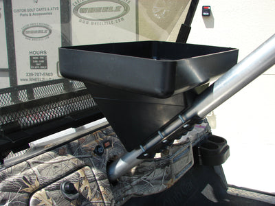 Universal Golf Cart Igloo Legend Cooler with Steering Column Mounted Tray - WHEELZ Custom Carts & Accessories  - 3