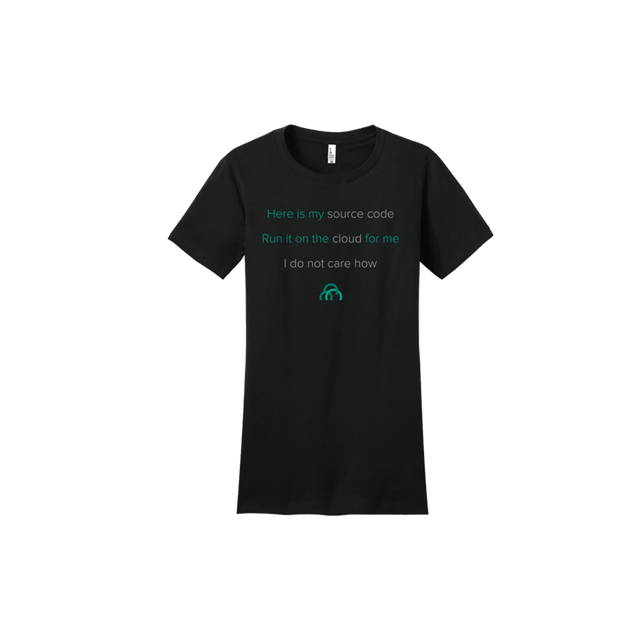 Fitted Haiku T-Shirt